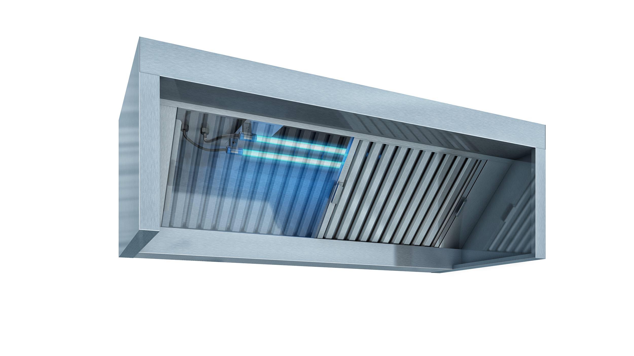 UV-C ozone technology - BÄRO GmbH & Co. KG